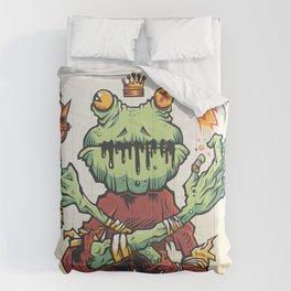 FROG KING Comforters