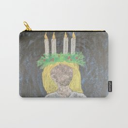 Santa Lucia Carry-All Pouch