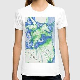 mister cat rg T-shirt