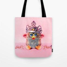 Furby Princess Tote Bag