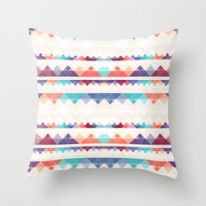 Pattern 3 Throw Pillow