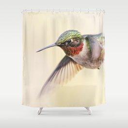 Super Hummer Shower Curtain
