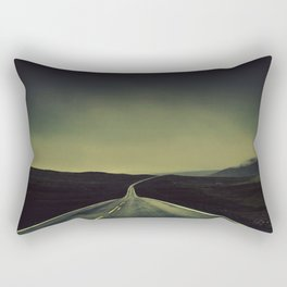 Getting lost with you Rectangular Pillow