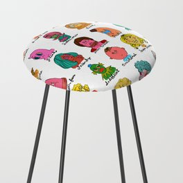 Feelings Revisited Counter Stool