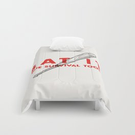 Bat it - Zombie Survival Tools Comforters