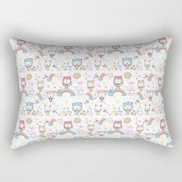 Rainbowland Rectangular Pillow
