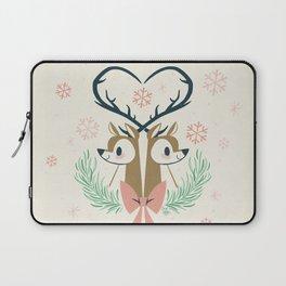I Heart Christmas Laptop Sleeve