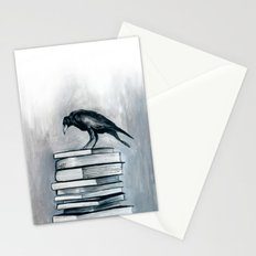 I Don't Read As Much As I'd Love To Anymore Stationery Cards