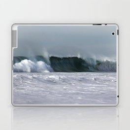 Fast as a Wave Laptop & iPad Skin