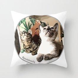 GLF Logo Throw Pillow
