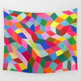 Abstract 1. Wall Tapestry