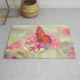 Quiet Butterfly Rug