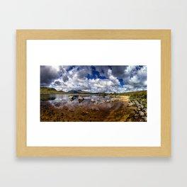 Rannoch Moor Framed Art Print
