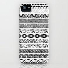Blurryface Pattern Slim Case iPhone (5, 5s)