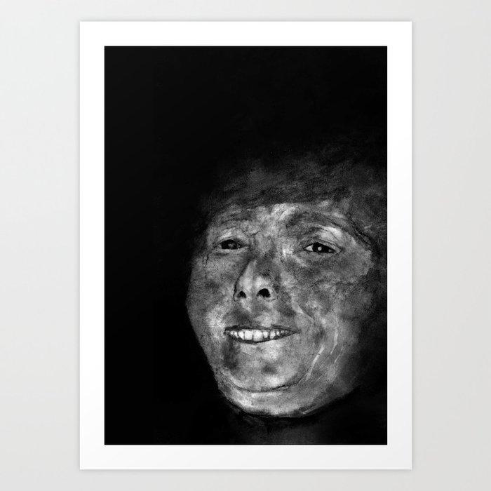 Le pot de départ 5 Art Print