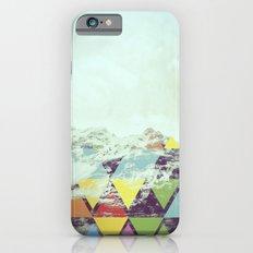 Triangle Mountain iPhone 6s Slim Case
