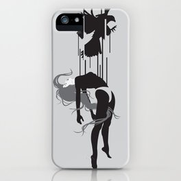 Release yourself iPhone Case