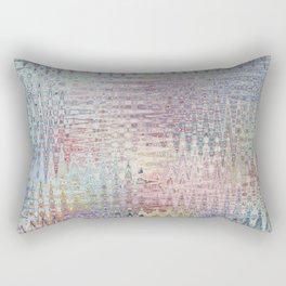 Abstract 137 Rectangular Pillow