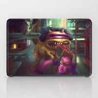 dino iPad Cases featuring DINO! by deedeepebbles