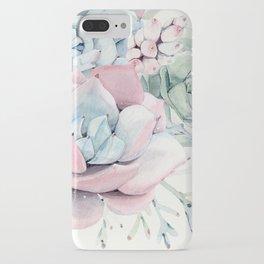 Garden of Succulents iPhone Case