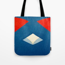 Lucha Libre Mask 3 Tote Bag