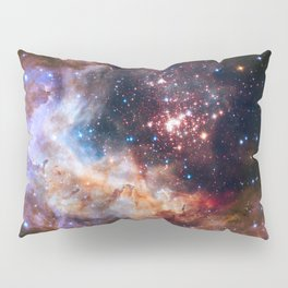 Westerlund 2 - Hubble's 25th Anniversary Pillow Sham