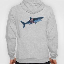 Shark in a Shirt Hoody