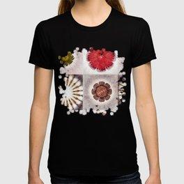 Tugger K-Naked Flower  ID:16165-025113-38800 T-shirt