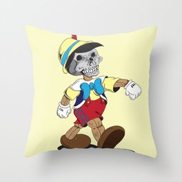 Bad Mo#$@ ... Throw Pillow