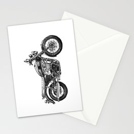 Triumph Motorcycle Stationery Cards