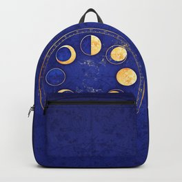 Celestial Atlas :: Lunar Phases Backpack