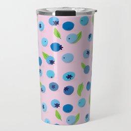 Blueberry Bash Travel Mug