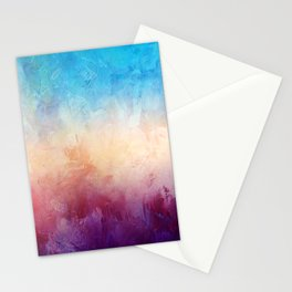 DEGRADED--PAINT Stationery Cards