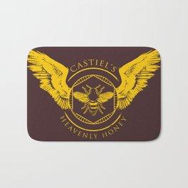 Castiel's Heavenly Honey Bath Mat