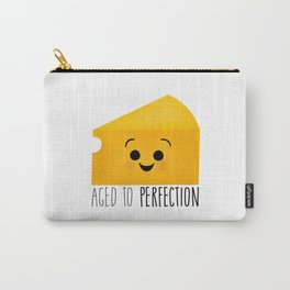 Aged To Perfection - Cheese Carry-All Pouch