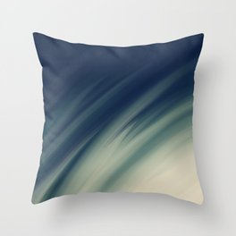 Green Space Throw Pillow
