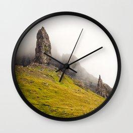 Isle of Skye Wall Clock