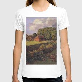 John Constable - Golding Constable's Flower Garden T-shirt