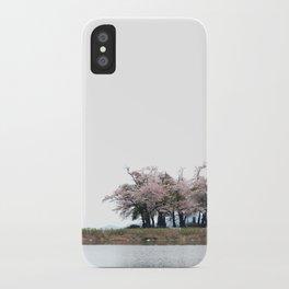 Spring Pond iPhone Case