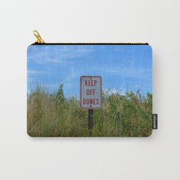 Keep off dunes Carry-All Pouch