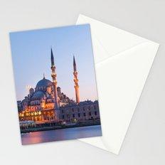 Istanbul Sunrise Stationery Cards