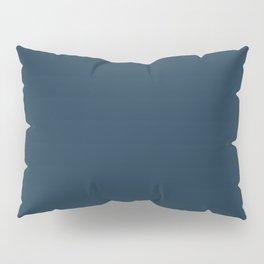 Cloud Contemplation ~ Dark Blue Pillow Sham