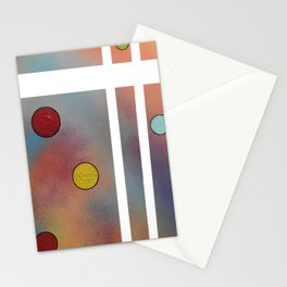 Colourific Intake Junction Stationery Cards