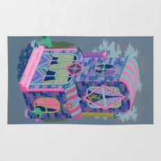 Diamond House Rug