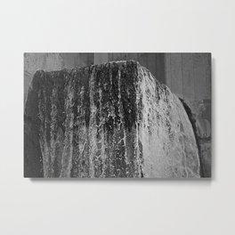 Suspended Water Metal Print