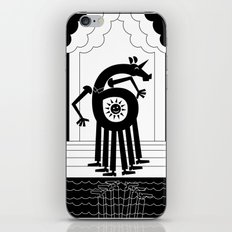 Six Legged Unicorn iPhone & iPod Skin