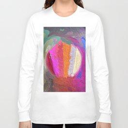 Abstract Mandala 218 Long Sleeve T-shirt