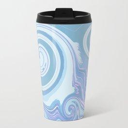 LIGHT BLUE MIX Travel Mug