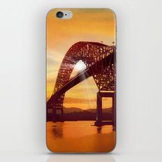 Pan-American Bridge iPhone & iPod Skin