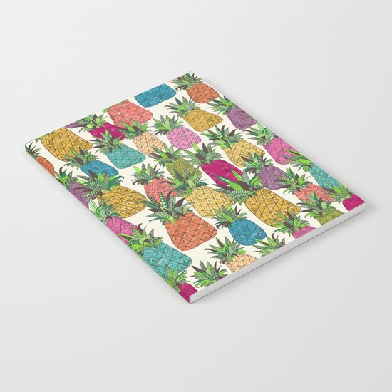West Coast pineapples Notebook